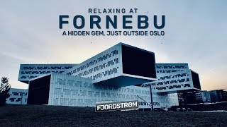 Relaxing at FORNEBU — A hidden gem, just outside Oslo (Norway).