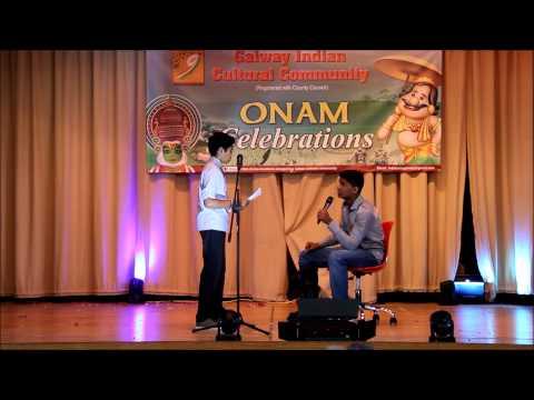 GICC Onam 2014 - Comedy Skit