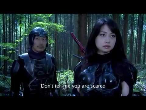 Alien vs Ninja Trailer - English Subs
