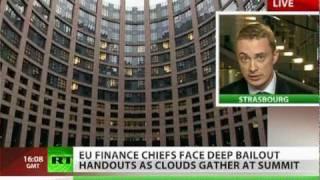 German Regime: Will 'good money bad money' juggle save Euro?