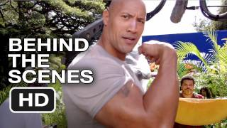 Journey 2: The Mysterious Island - Behind the Scenes - Dwayne Johnson Movie (2012) HD