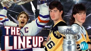 Top 10 Legendary NHL Teams - The Lineup Ep. 3
