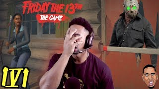 WORST LUCK EVER! Friday the 13th Gameplay #16