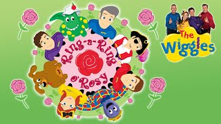 The Wiggles Nursery Rhymes - Ring-A-Ring O' Rosy