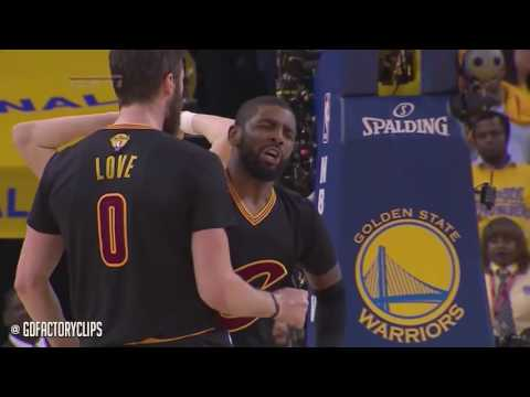 Kyrie Irving EPIC 2016 Finals Highlights   CRAZY Handles, Clutch, Mamba Mentality!