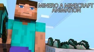 """ElRubius - """"Minero"""" ft. StarkinDJ a Minecraft A"""
