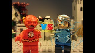 Lego DEATH BATTLES - The Flash vs Quicksilver