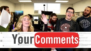 WE SAY F******? - Funhaus Comments #52