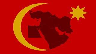 Hoi4 Kaiserreich 0.6 - Jabal Shammar forms the United Arab Emirates - Garibaldis nightmare