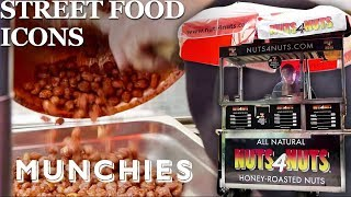 Street Food Icons - New York City Nuts