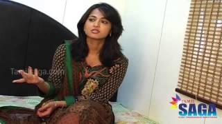 Anushka Shetty Open Talks - Part-1
