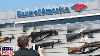 Bank of America Is Cutting Off Loans to Manufacturers of Military-Style Firearms