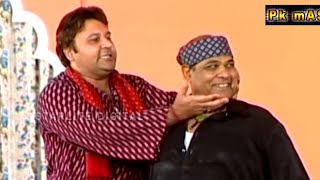 Best of Agha Majid and Hassan Murad Stage Drama Full Comedy Clip