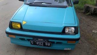 Modifikasi Honda Civic Wonder 1984