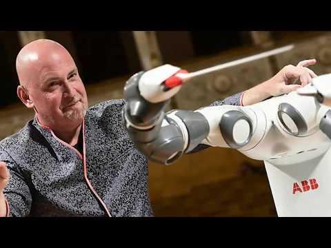 Viral 2017  Robot Pertama di Dunia yang Jadi Konduktor Orkestra music video
