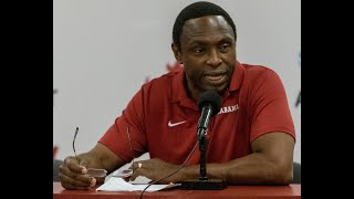 Avery Johnson previews the Tide
