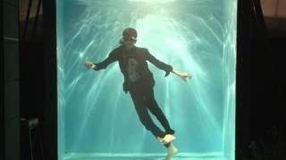 REAL TALENT INDIA - 4-- ''Under Water Dance'' Jaydeep Star..