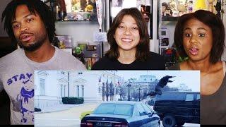 SHIVAAY Trailer Reaction by Jaby's Pals: Matt, Thekla & Cortney!