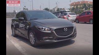 Lái thử MAZDA 3 SEDAN 1.5L 2019 | So sánh với COROLLA ALTIS