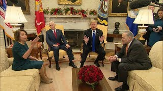 The Briefing Room: Oval Office showdown, Criminal Justice reform vote, | ABC News