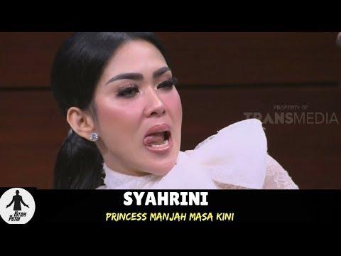 SYAHRINI, Artis Sensasional 'Princess Manjah Masa Kini' | HITAM PUTIH (300518) 1-4