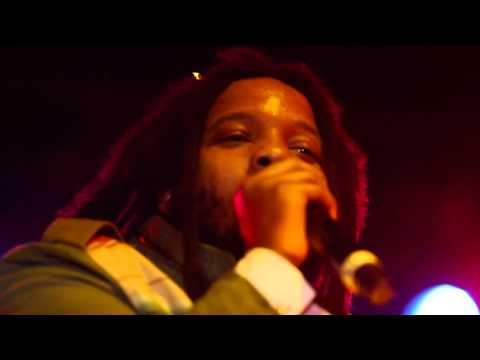 Stephen Damian & Julian Marley Get Up Stand Up Buffalo Soldier live in Miami