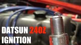 Datsun 240Z L28 stroker - Ignition setup - MSD 6AL, Pertronix, Bosch GT40