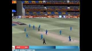 ICC T20 World Cup 2012 England vs India Group Match