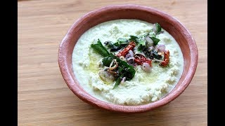 South Indian Coconut Chutney For Idli, Dosa, Medu Vada - Healthy Skinny Recipes For Weight Loss