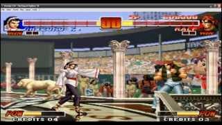 Ralf vs Chizuru Kof 96