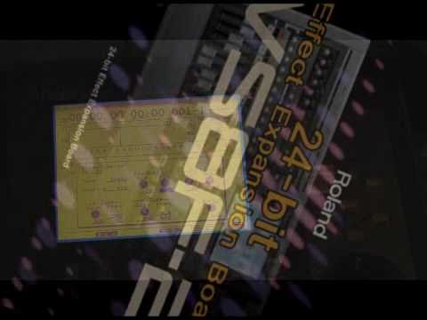 Roland VS8F-2 Effects Card