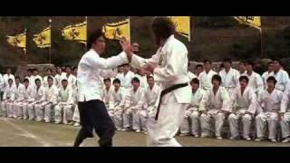 Bruce Lee Enter The Dragon Fight Scene 2