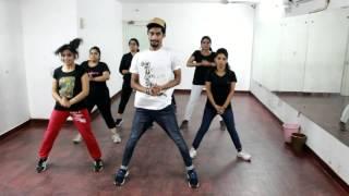 Dheere Dheere Se | Yo Yo Honey Singh Dance Choreography by Dansation 9888892718
