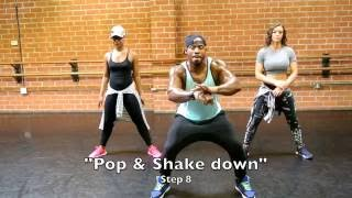 Rihanna - Work |Mike Peele #hiphopfit