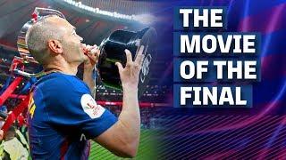 SEVILLA 0-5 BARÇA | The movie of the Copa del Rey final