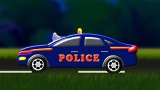 Police Chase | Police Car For Children | Kids Toys