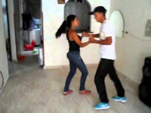 asi se baila la cumbia en bucaramanga 2014