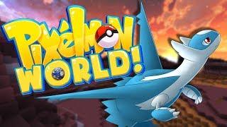 PERFECT IV LATIOS?!?!?! | Pixelmon World