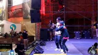 Lil Chuckee & KVN Gates Perform