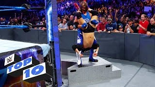 Top 10 Smackdown LIVE Moments: WWE Top 10, Nov. 29, 2016
