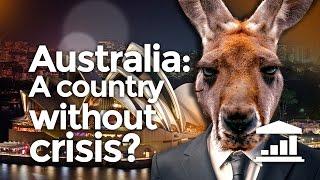Why is there NO CRISIS in AUSTRALIA? - VisualPolitik EN