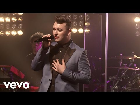 Sam Smith I m Not The Only One Live Honda Stage at the iHeartRadio Theater