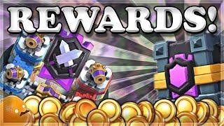 Are Clan War Rewards Better? | Clash Royale 🍊