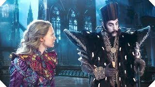 ALICE Through The Looking Glass - Movie Clip # 1 (2016)