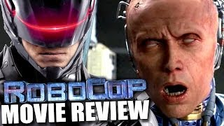 ROBOCOP (2014) - Movie Review