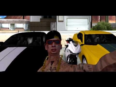 MC Guime Na Pista Eu Arraso Clipe GTA