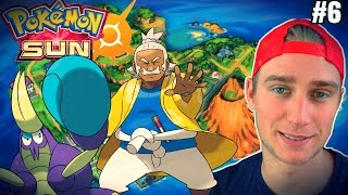 Pokemon SUN (odc. 6) - KAHUNA WYSPY MELEMELE! WIELKA PRÓBA!