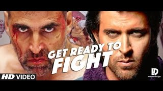 Get Ready To Fight  Video Song | BAAGHI | Akshay Kumar | Hrithik Roshan | T-Series