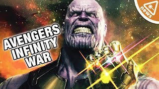 Does the D23 Avengers Trailer Confirm Our Infinity Stone Theory? (Nerdist News w/ Jessica Chobot)