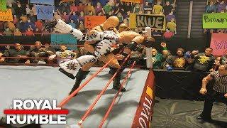 40-Man Royal Rumble Match: WWE Royal Rumble 2018 (Part 2)